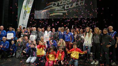 Venerdì il Galà di Premiazione a Cesano: ospiti i campioni italiani Simone Cairoli e Federica Palumbo