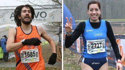I campioni 2018: Luca Civati e Roberta Vignati, il ritorno dei senior vincenti