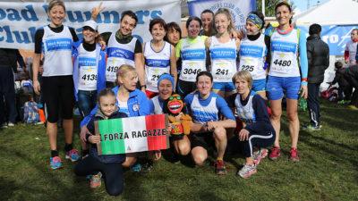 I Road Runners Milano tornano al Cross per Tutti