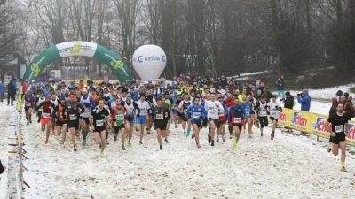 Tra neve e fango a Seveso festeggiano Mugnosso, Aqdeir, Donati e Zanzottera