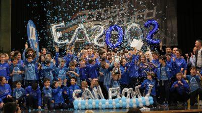 Festa finale a Cesano Maderno, l'entusiasmo del popolo della corsa campestre