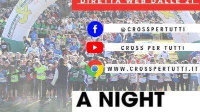Il Cross per Tutti va in diretta web... in prima serata