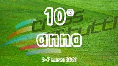 Edizione 2021, abbiamo la data del nostro 10° anniversario
