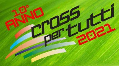 Edizione del decennale, il Cross per Tutti torna domenica 14 novembre